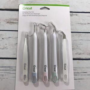 NWT Cricut Weeding tool Set
